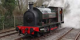 Ribble Steam